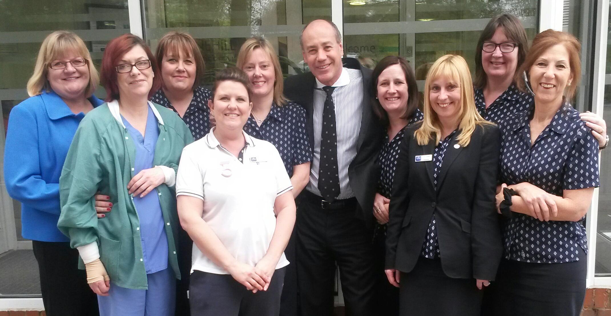 Meet The Team Mr Adam Frosh Consultant Ent Surgeon